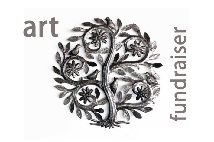 Haitian art fundraiser