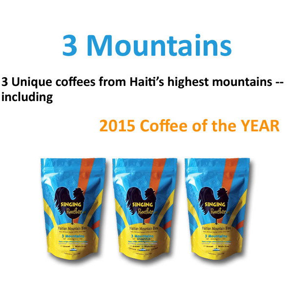 mountains #haitiancoffee
