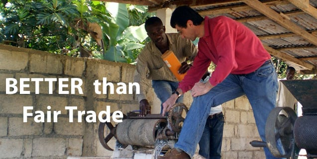 Problems with Fair Trade
