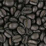 Dark, French Haitian coffee