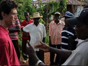 Singing Rooster helps farmers regenerate old coffee fields