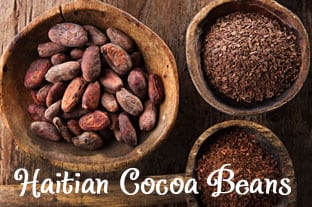 Haitian Chocolate - first offering