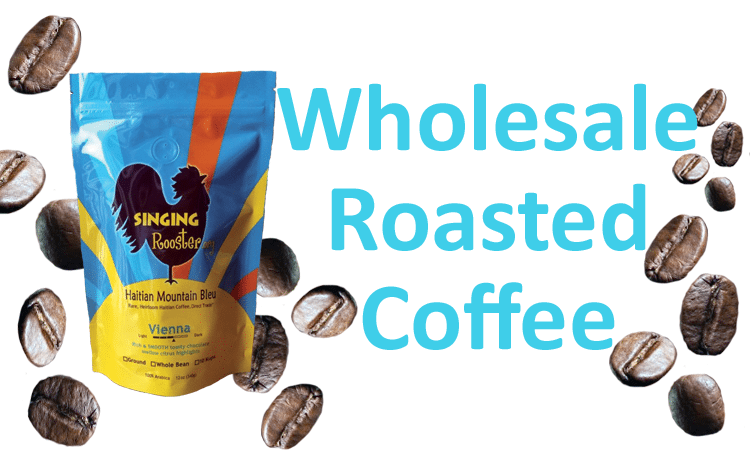 Wholesale Roasted Coffee