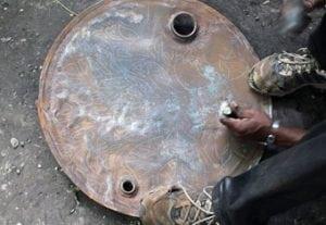 Fair trade art from Haiti