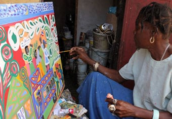 Haitian Artists