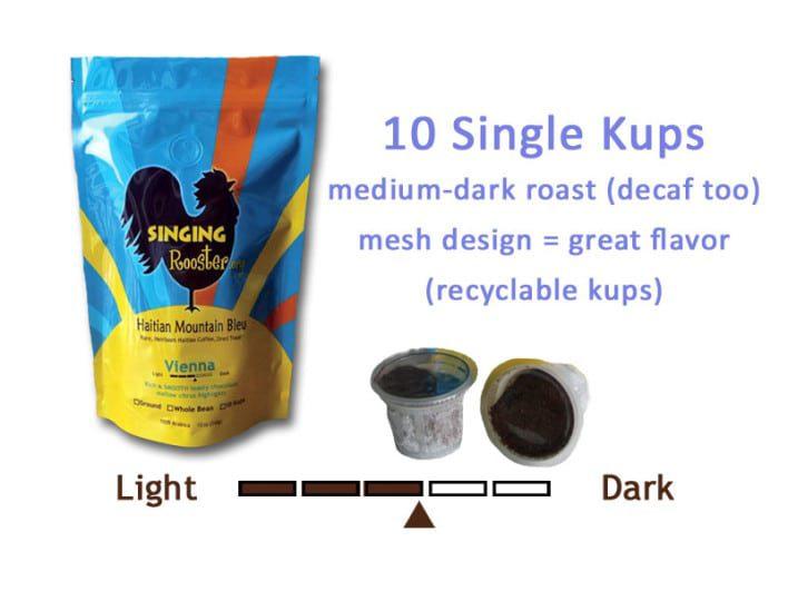 K-kups, Haitian coffee