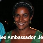Haitian coffee ambassador Jess