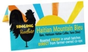 Singing Rooster Marketing Materials