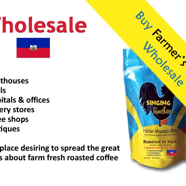 wholesale haitian coffee haiti