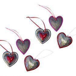 metal hearts haiti
