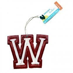 Wisconsin christmas ornament