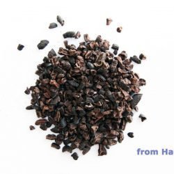 bulk roasted cacao nibs from Haiti
