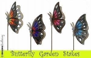 where to find monarch butterfly garden art online
