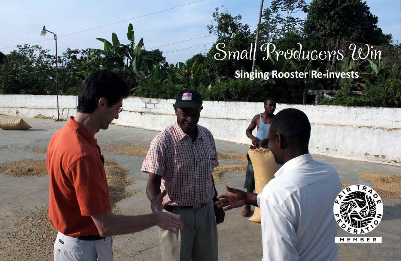 fair trade coffee, Haiti