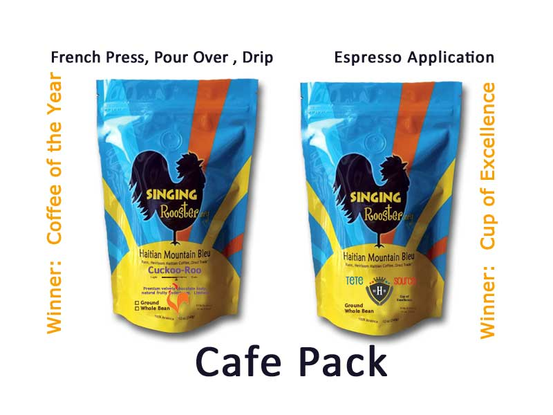 Haitian coffee espresso