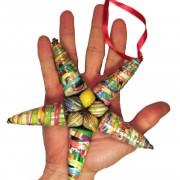 christmas star big hand