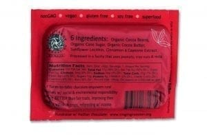 buy cinnamon haitian chocolate bar, singing rooster