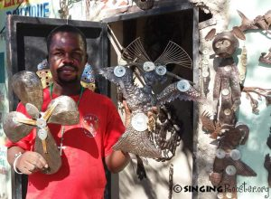 claude baptist Haitian artist