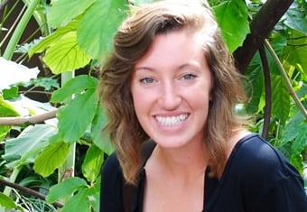 Corinne Hale - Haitian coffee ambassador