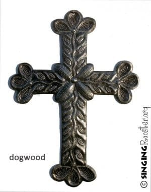 shop Metal Cross Wall Art from Haiti