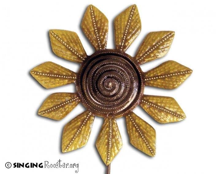 garden-stake-haiti-sunflower