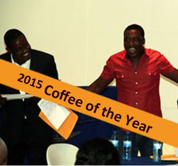 haiti coffee of year