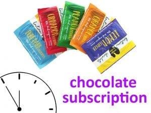 Haitian chocolate subscription