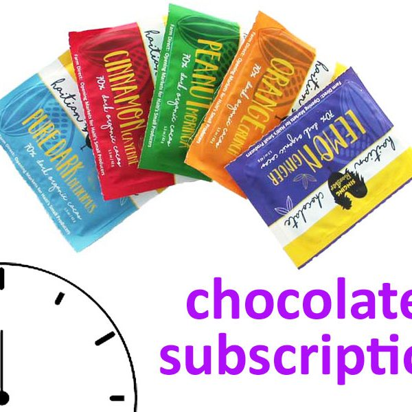 Haitian chocolate subscription