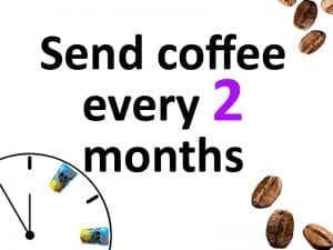 haitian coffee subscription months
