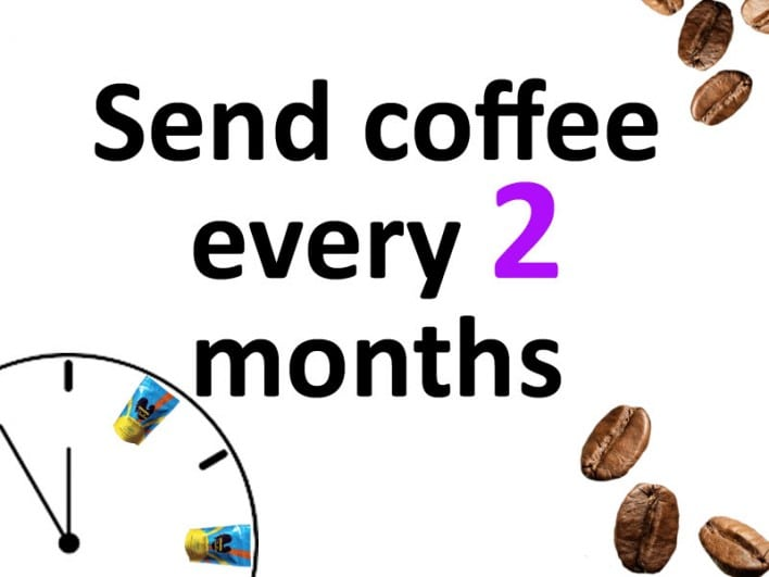 haitian coffee subscription months