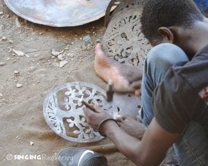 How #haitianart is made