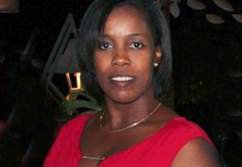 Judy Exantua - Haitian coffee ambassador