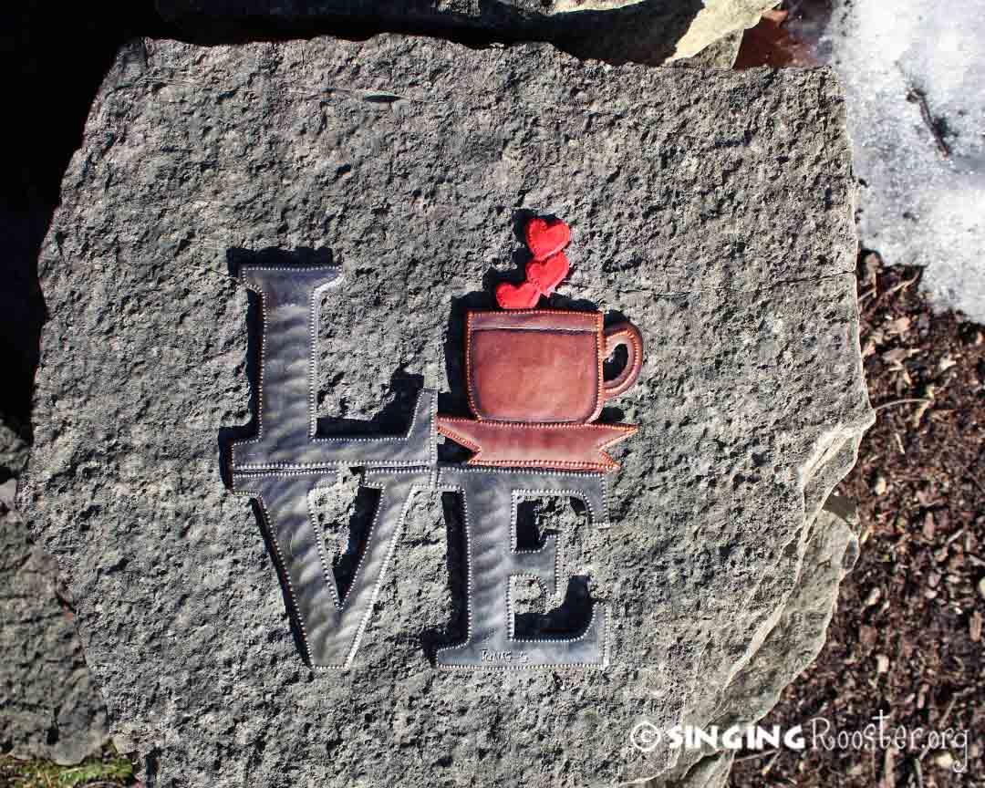 Love Coffee Art