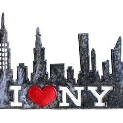 i love NY art