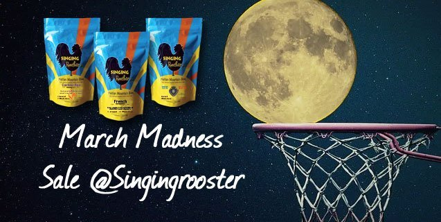 march madness coffee