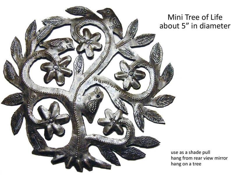 mini tree of life, haiti
