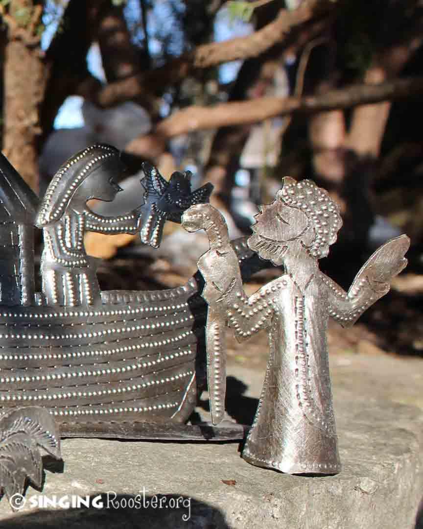 Noah's ark art, Haiti