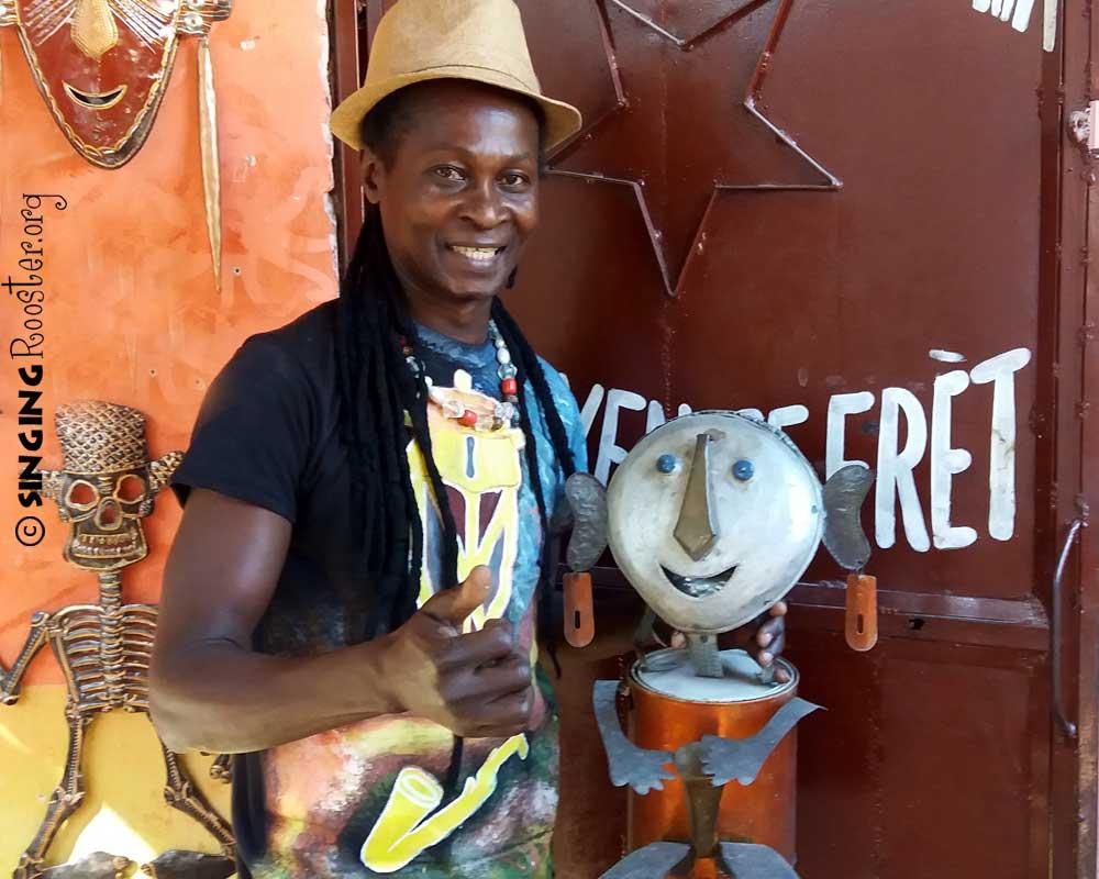 Eugene Jacks Haiti