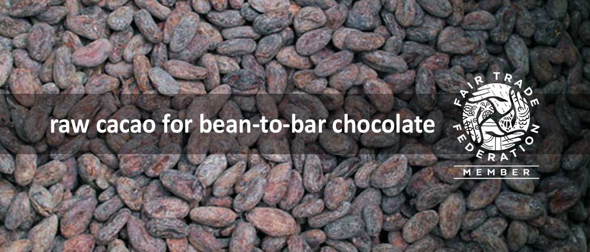Buy Haitian cacao online bean to bar chocolate making
