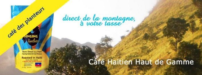 kafe Haitien haute gamme