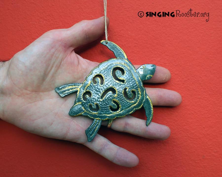 save turtles art