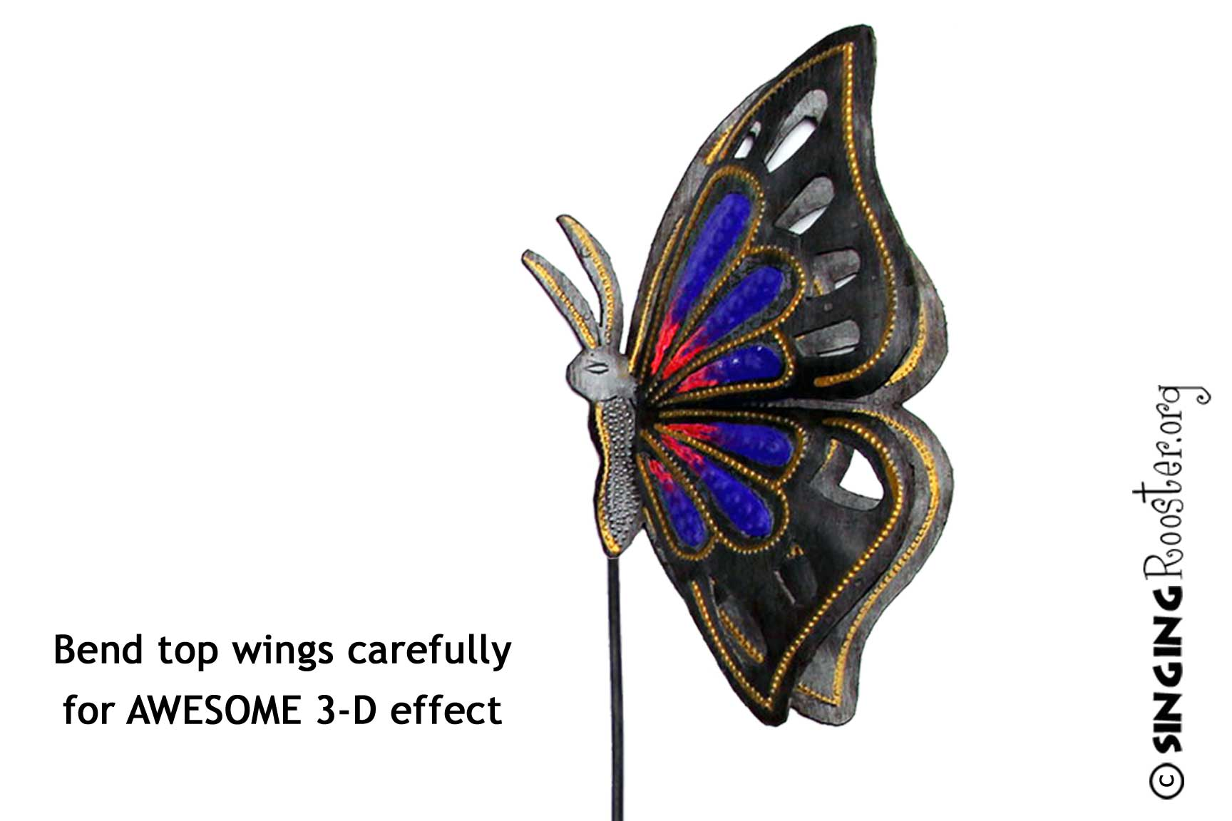 Butterfly shopping online