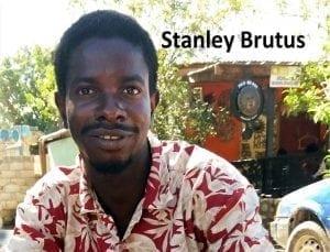 Stanley Brutus, Haitian artist