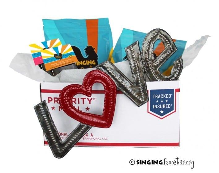 valentines day gift haiti